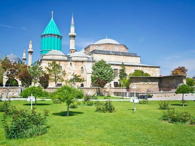 1- Gönüllerin şehri Konya'ya 45 TL'den başlayan fırsatlar