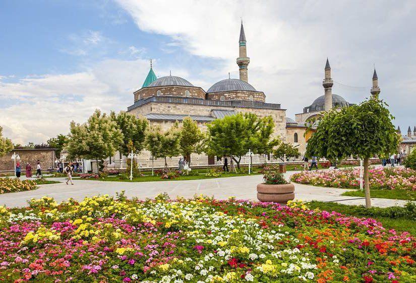 Mevlana Türbesi, Konya