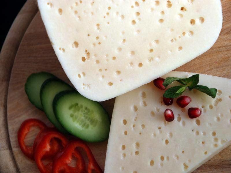 4- Mihaliç peyniri
