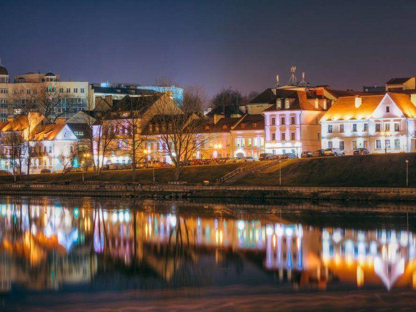 Minsk'de şehir içi ulaşım