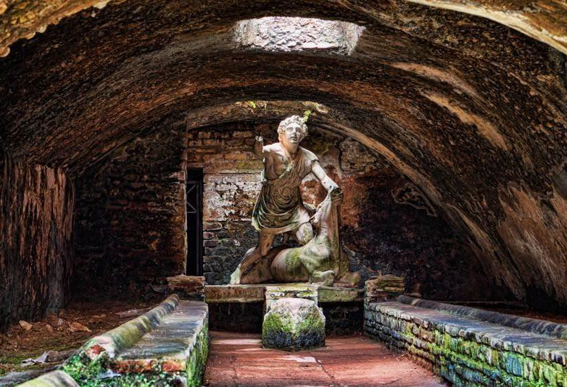 Zerzevan Kalesi ve Mithras Tapınağı