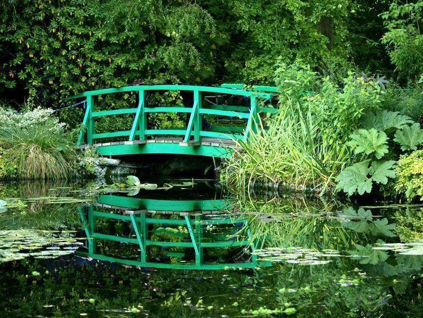 Nilüferler Serisi – Claude Monet