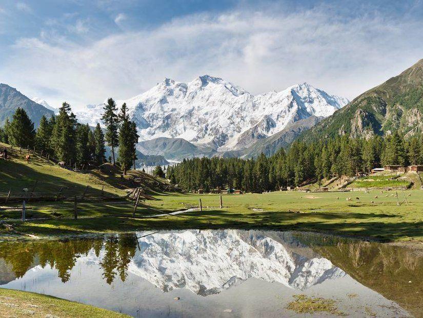 9- Nanga Parbat Dağı