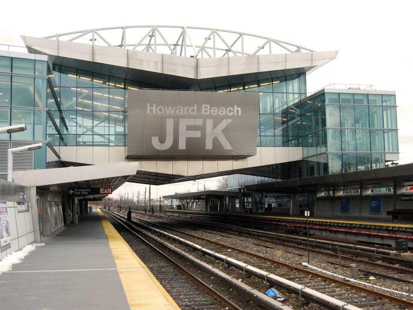 Issız Havalimanı JFK