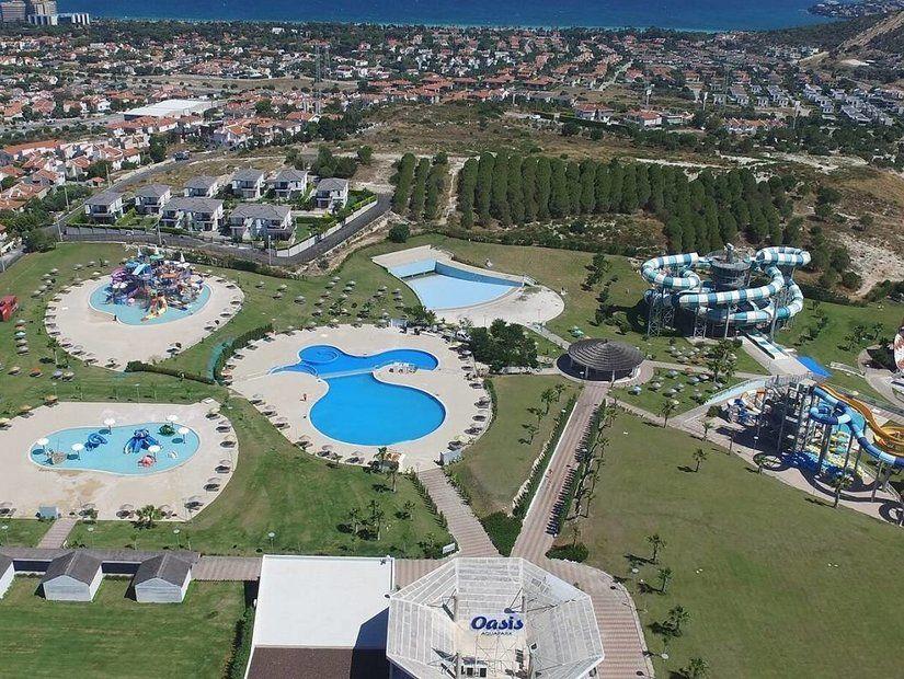 Oasis Aquapark, Çeşme