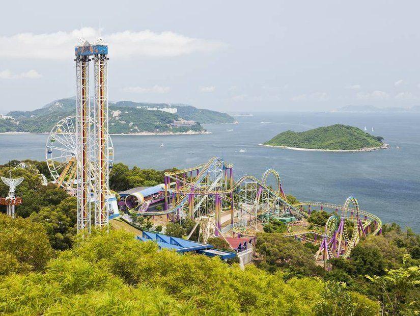 Fuji Q Highland – Japonya