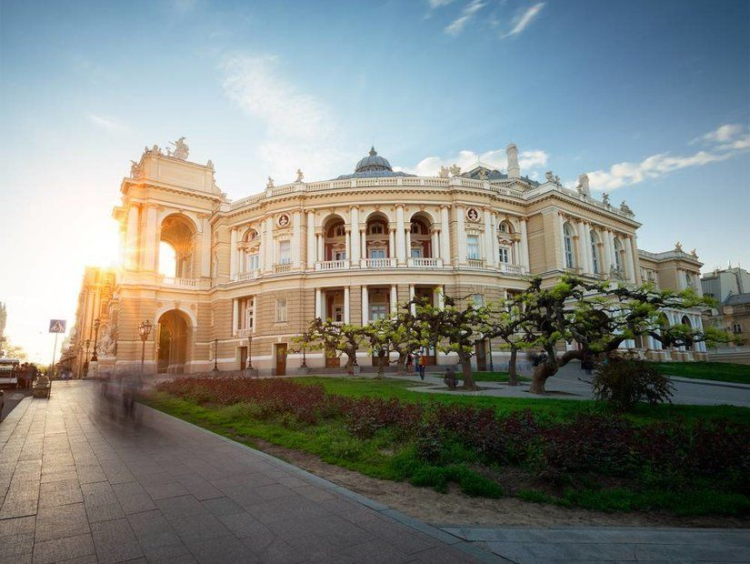 Ucuz ve hesaplı Odessa Kıyıları