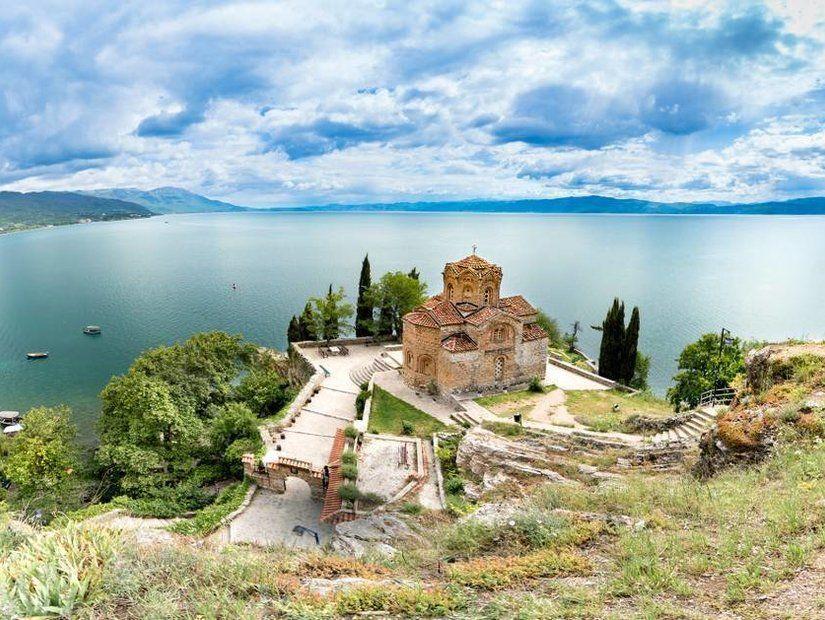 Makedonya'nın incisi Ohrid