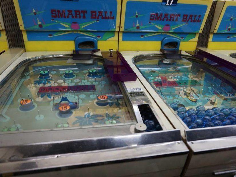 3- Havada eğlence için oyun salonları