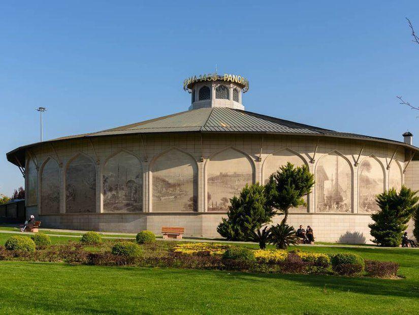 13- Panorama 1453 Tarih Müzesi