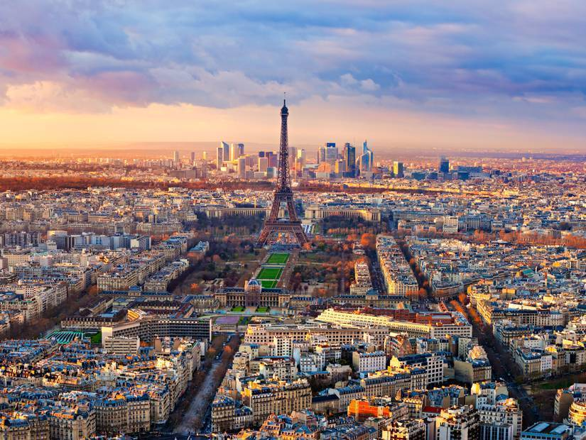 1- Dünyada onlarca Paris var!