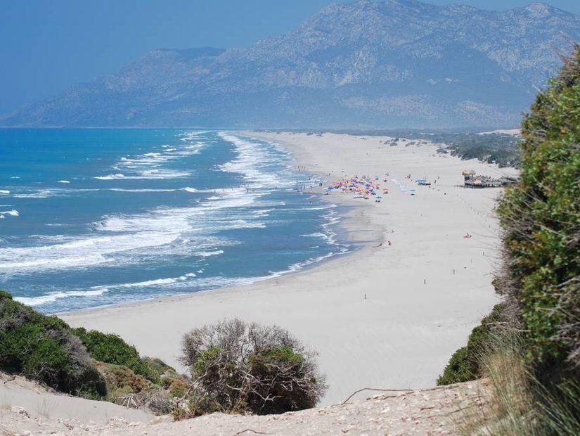 3- Patara Plajı – Antalya