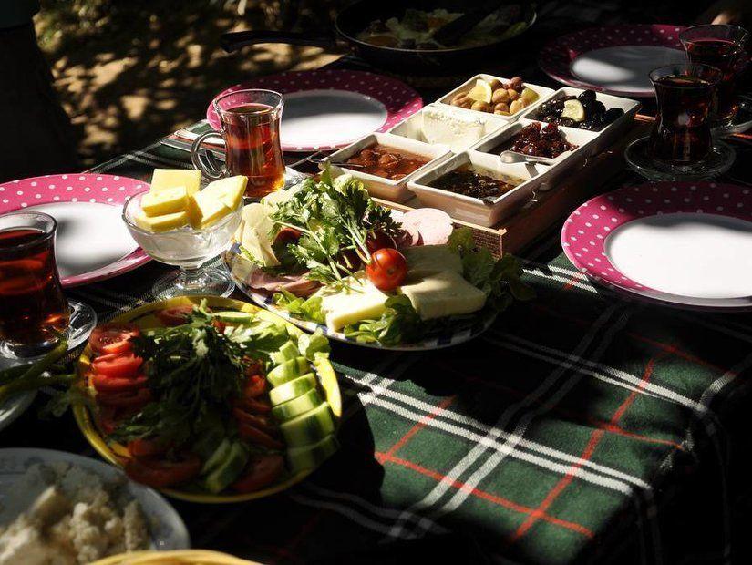 Polonezköyde Kahvaltı