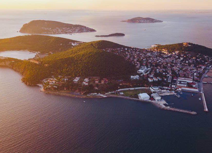 8. Prens Adaları (İstanbul – Adalar)