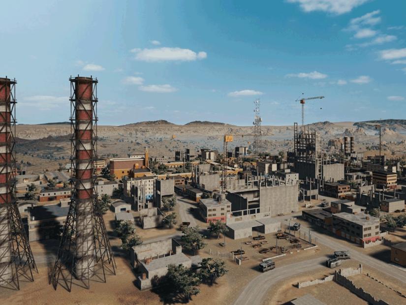 Miramar: Orta Anadolu'nun inşaat başkenti Çorum