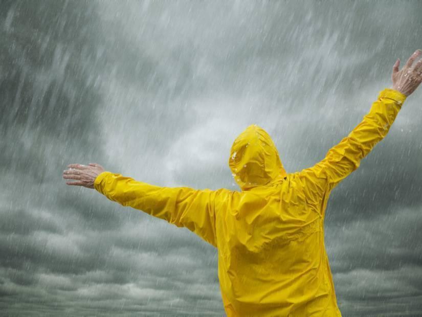 2- Yağmurluk