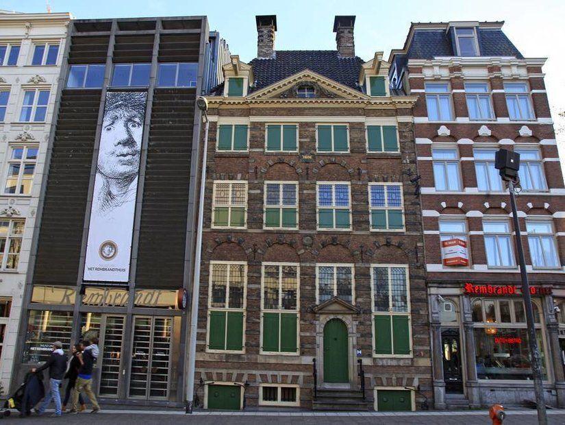 3- Rembrandt'ın Evi