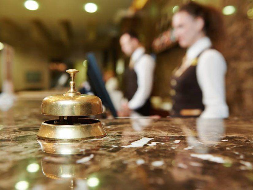 Otelinizden yardım isteyin