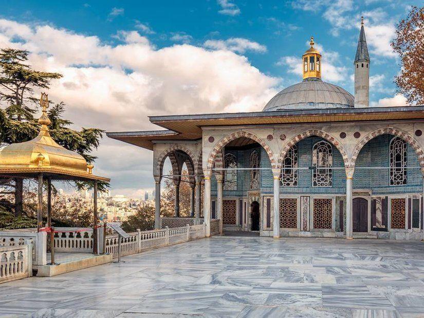 7- Abdülmecid Efendi Köşkü – İstanbul