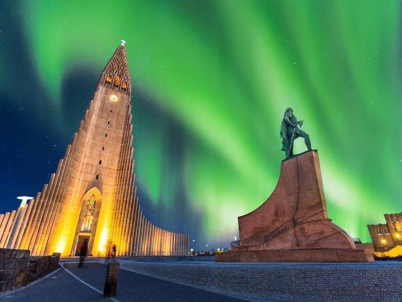 Reykjavik (İzlanda)