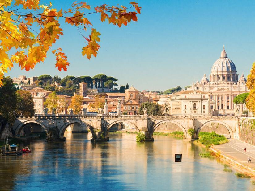 Roma – Tiber Nehri
