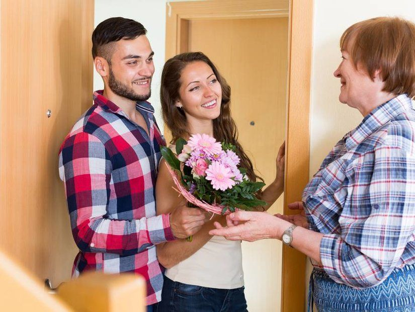 4- Rusya'da bir evi ziyaret ederken