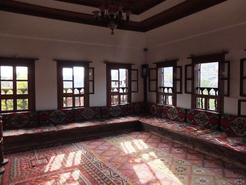 Kaymakamlar Gezi Evi'ni ziyaret edin