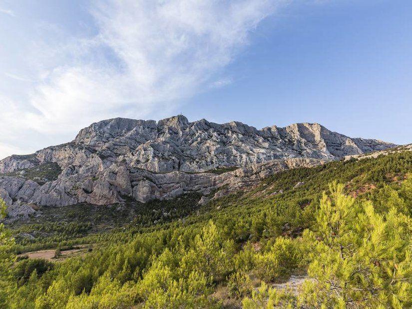 Sainte-Victorie Dağı Serisi – Paul Cézanne