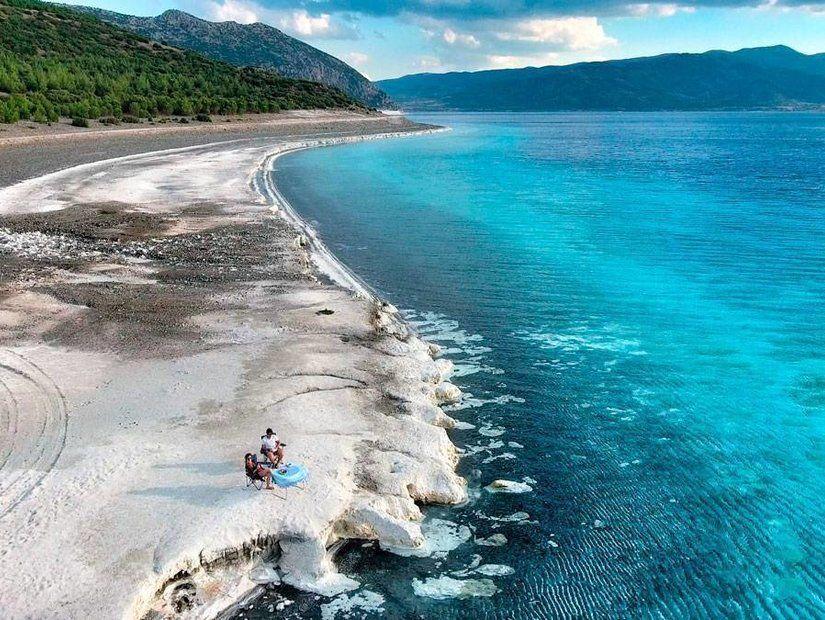 10-Salda Gölü