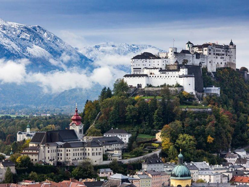 Salzburg – Avusturya