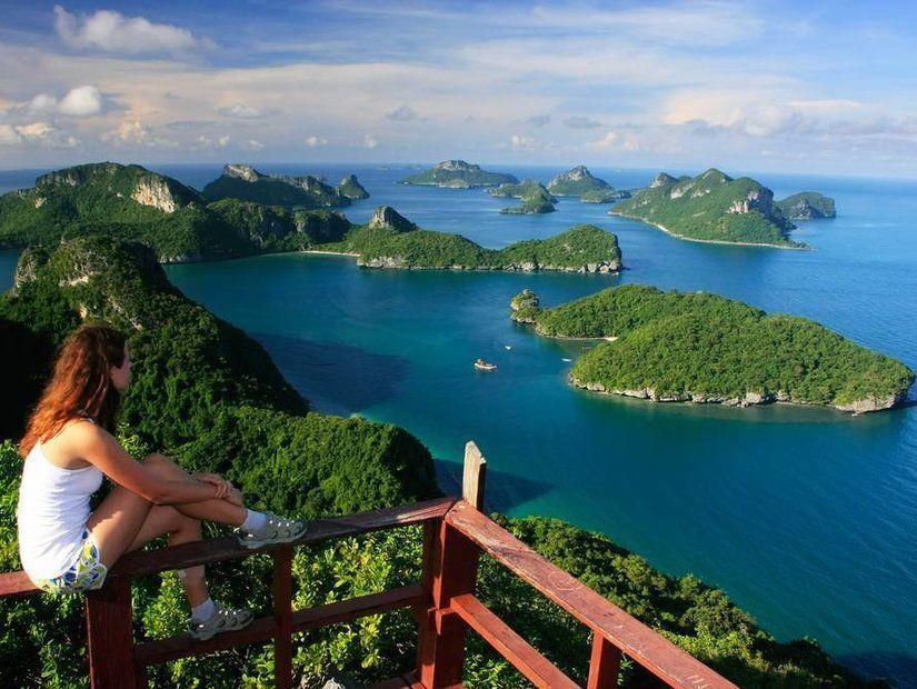 Samui Adası (Tayland)