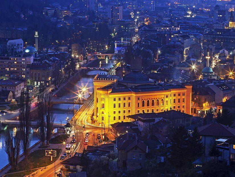 Karadağ'da Budva ve Kotor