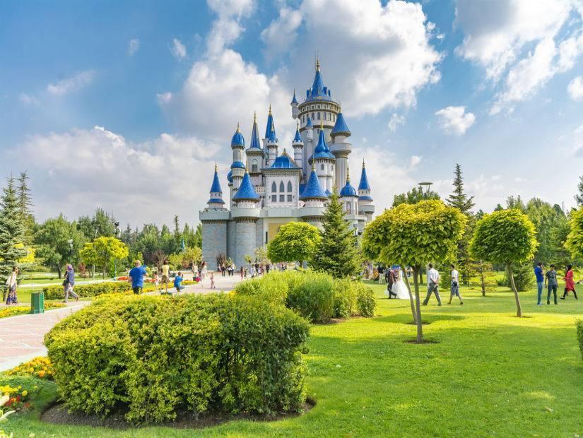 Sazova Parkı çocuklar için muhteşem