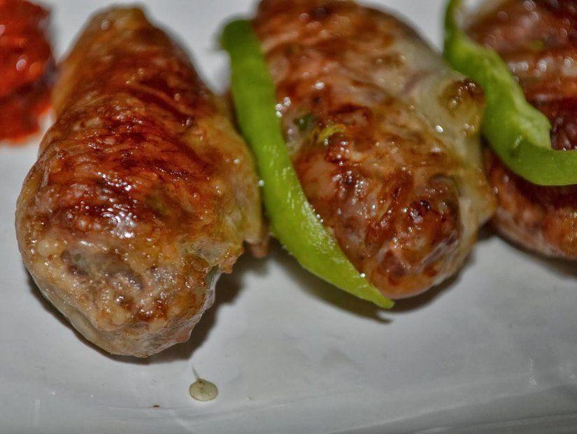 2- Şeftali kebabı