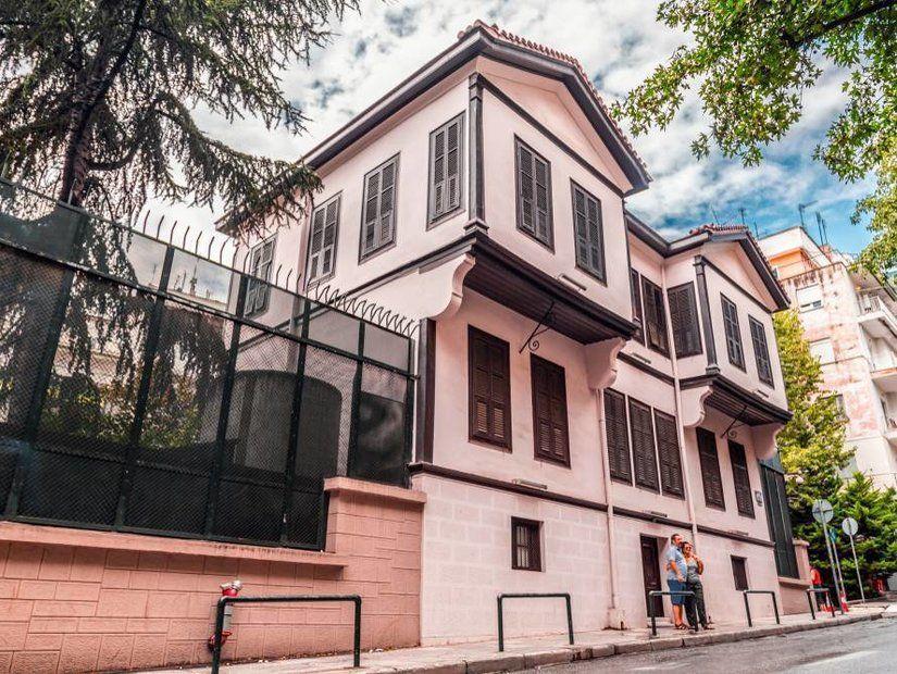 Selanik Atatürk'ün doğduğu ev: