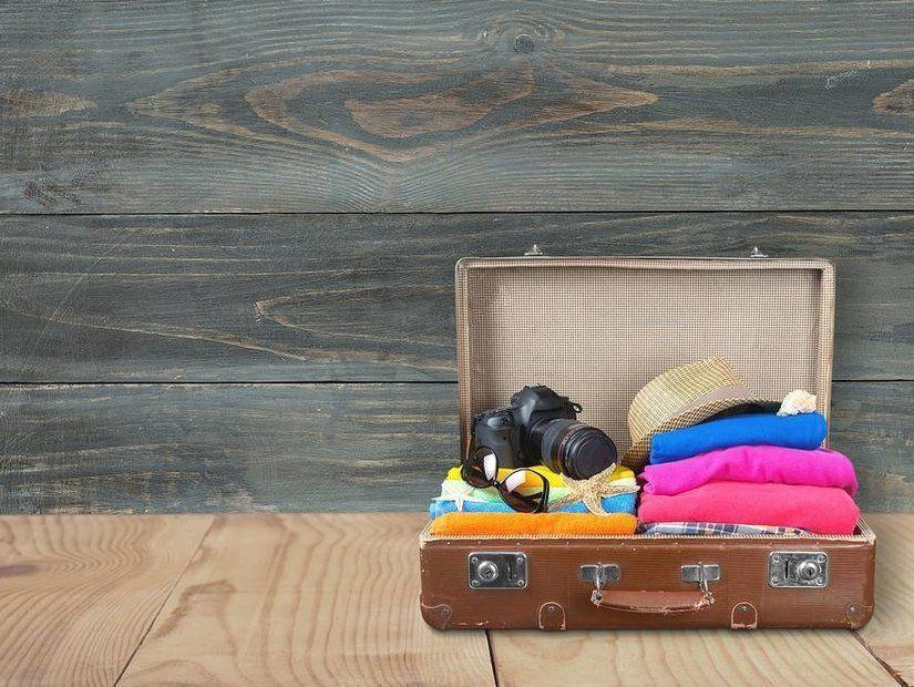 2- Bir el bagajı yeter