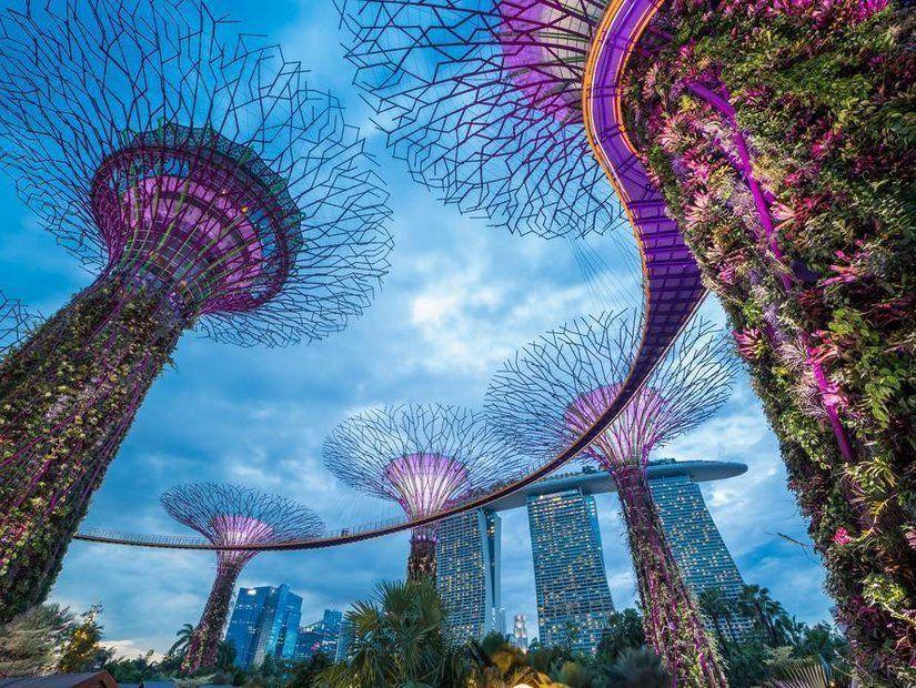 1- Singapur