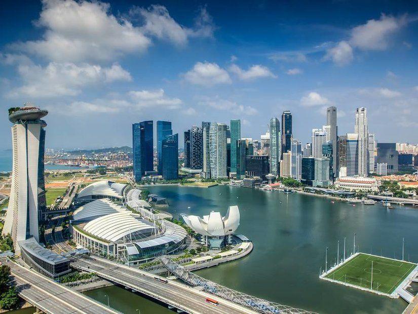 8- Singapur