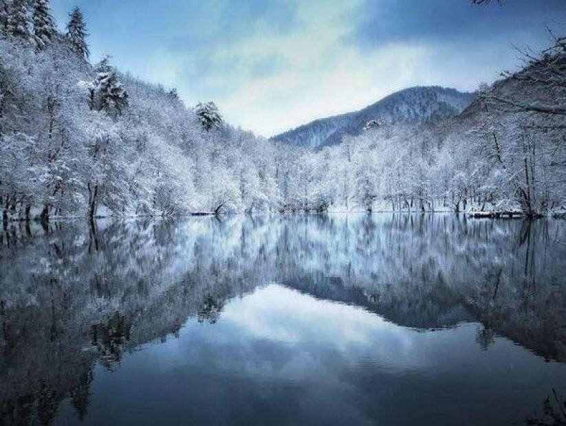 5- Dört mevsim Yedigöller