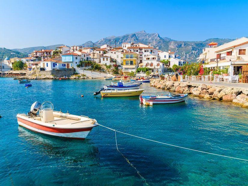 Sisam samos adası