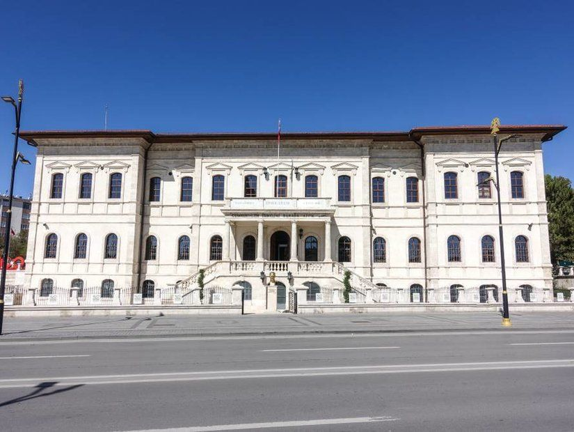 Sivas Kongre Binası ve Etnografta Müzesi