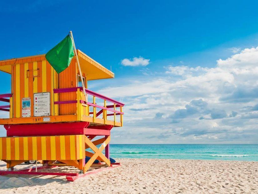 7- South Beach – Miami