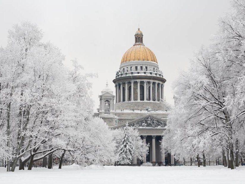 4- St. Petersburg