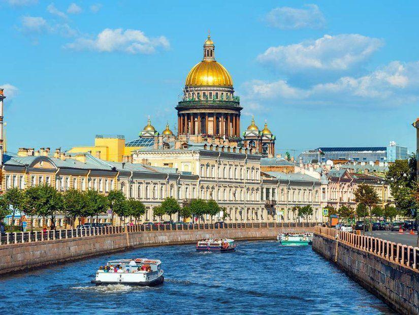 St Petersburg (Rusya)