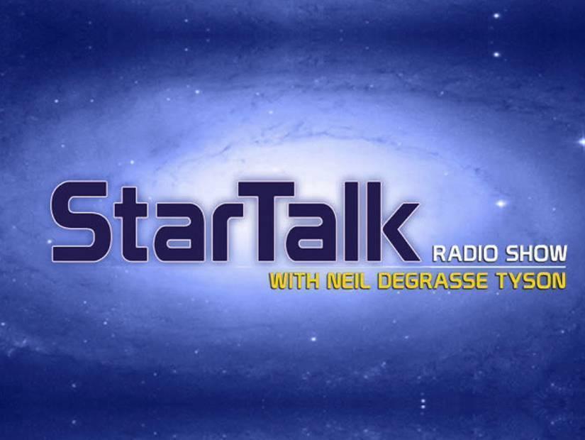 7. StarTalk Radio (Bilim/Astronomi)