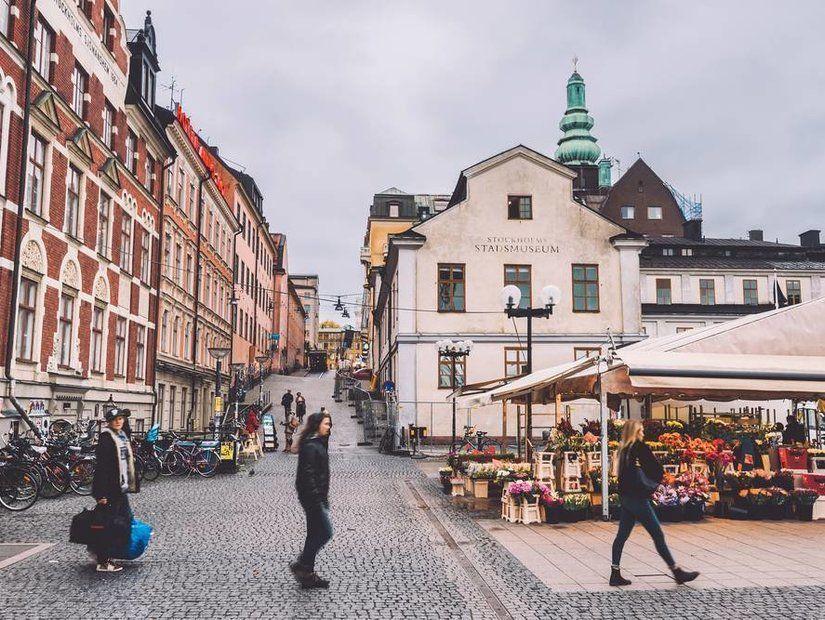 3- Soğuk havası ve sıcak insanlarıyla Stockholm