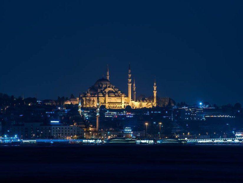 Süleymaniye Camisi: