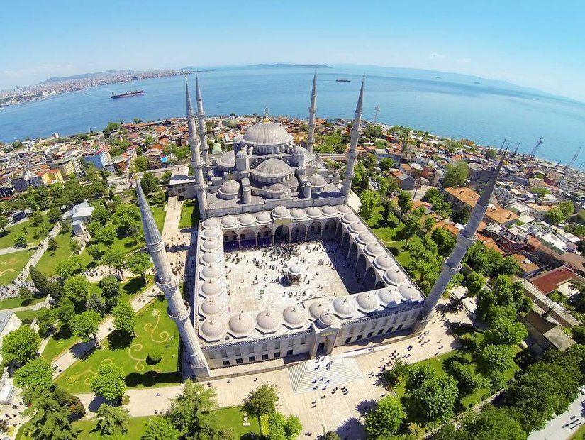 Sultanahmet'te tarihe yolculuk