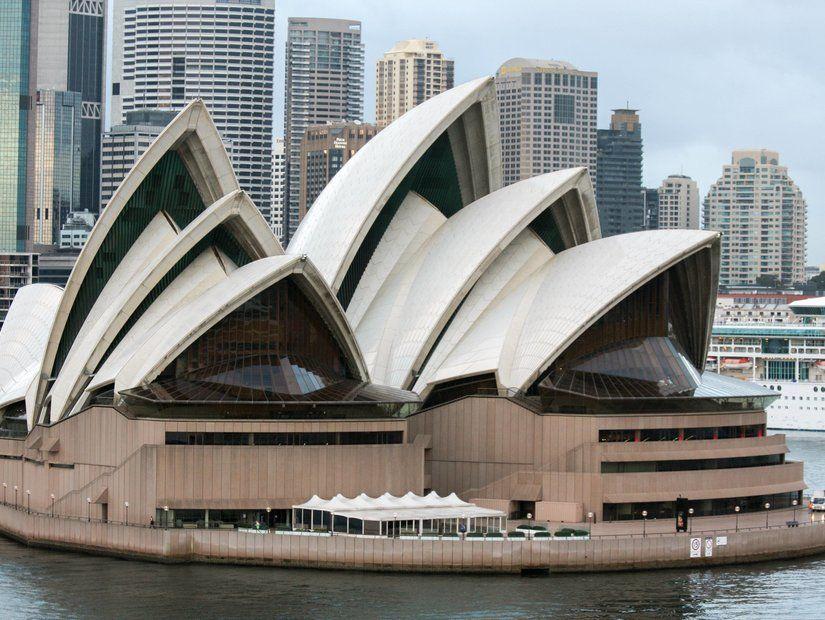 2- Sidney Opera Evi – Avustralya