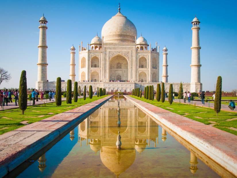 Şah Cihan ve Mümtaz Mahal – Tac Mahal, Agra